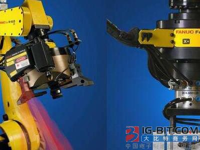 工业机器人的3D视觉技术及其应用状况