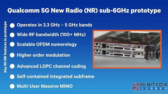 诺基亚与高通已完成OTA 5G NR数据通话测试