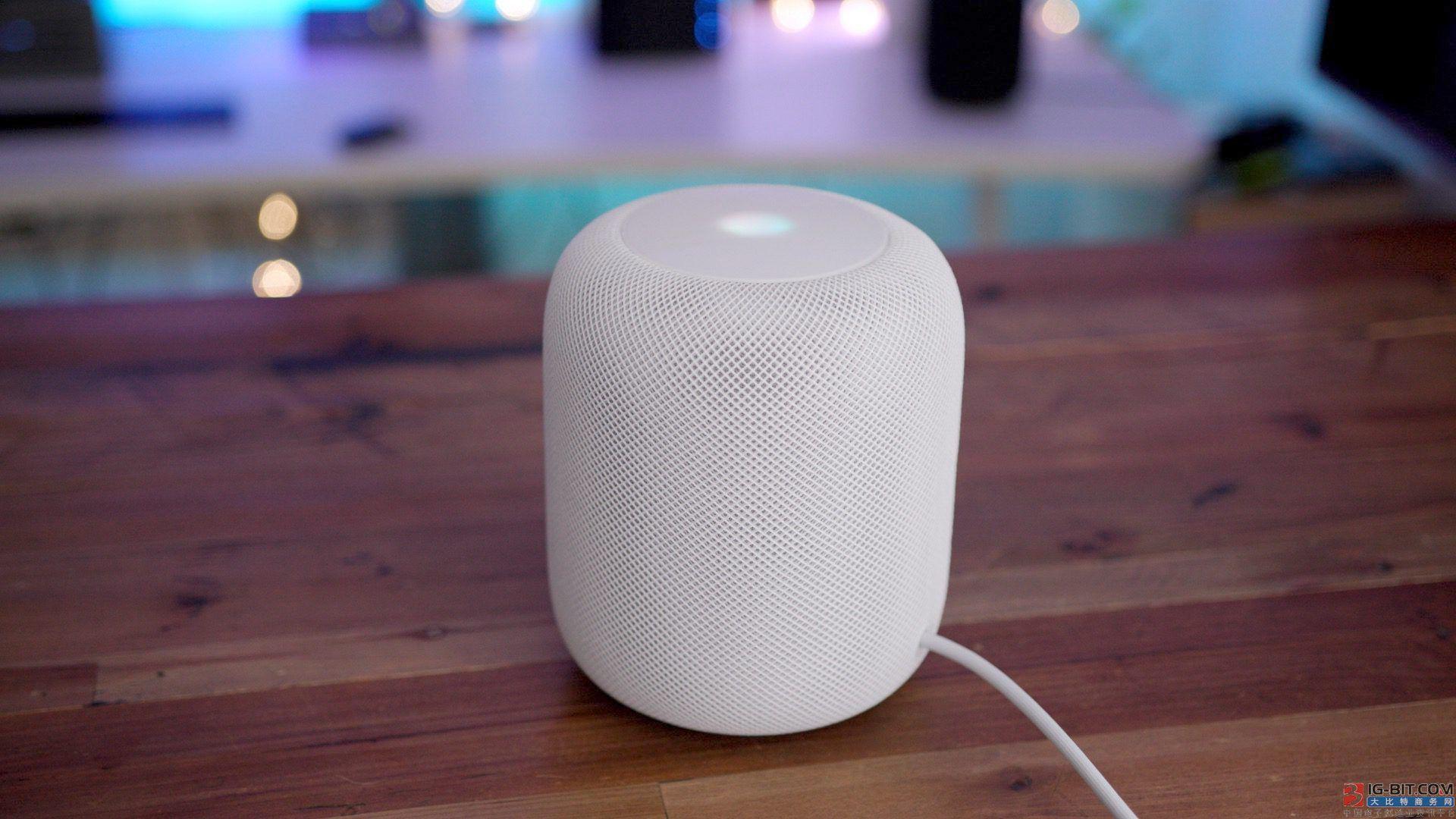 苹果详细介绍 HomePod 如何使用机器学习忽略环境噪音