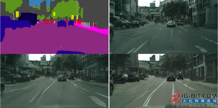 Nvidia使用AI生成的图形创建了第一个视频游戏演示demo