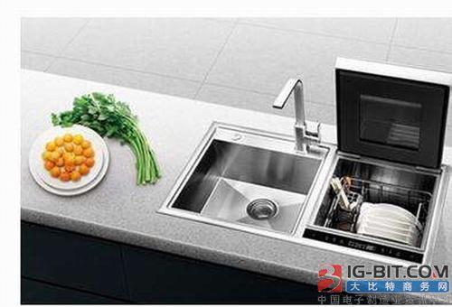 """洗碗机""""烟灶消洗"""" 或成中国厨房新标配"""