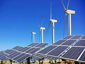 中国援建的哈萨克斯坦太阳能及风能电站正式交接投运