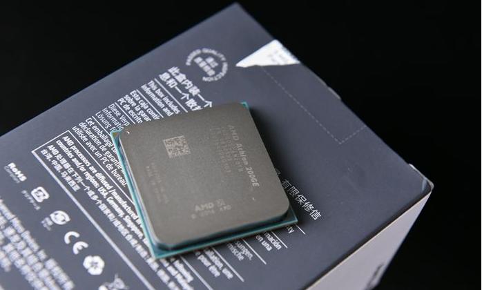速龙200GE处理器超频到3.8GHz,超到3.9GHz会不稳定!