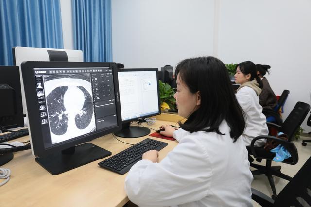 """AI医生""来了!省肿瘤医院引进肺癌影像智能诊断系统"