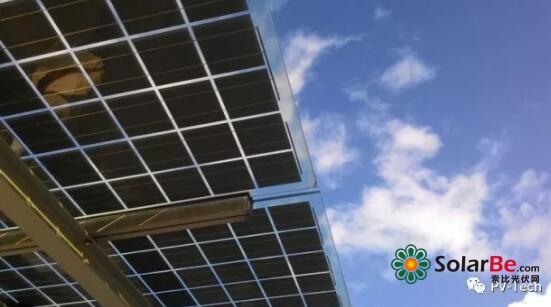 晶科能源为中东非最大太阳能项目供应55.7MW光伏组件
