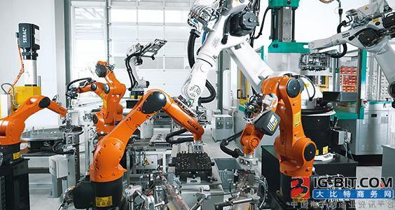 国产工业机器人已逐步进入汽车、工程机械等对精度要求更高的领域