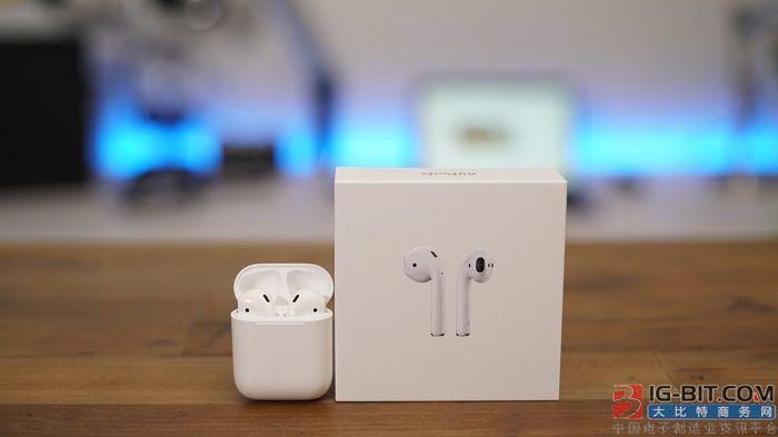谷歌亚马逊正在酝酿苹果AirPods无线耳机竞品