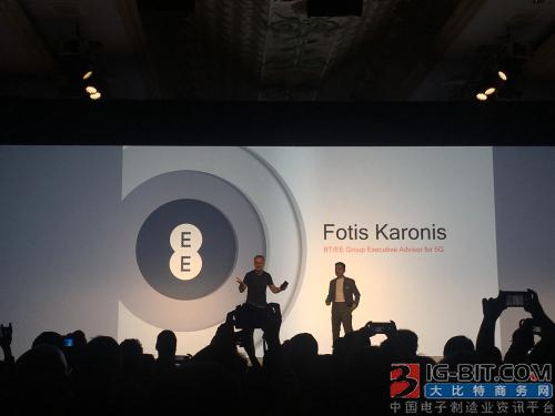 一加与EE达成战略合作 明年将发布欧洲首款商用5G手机