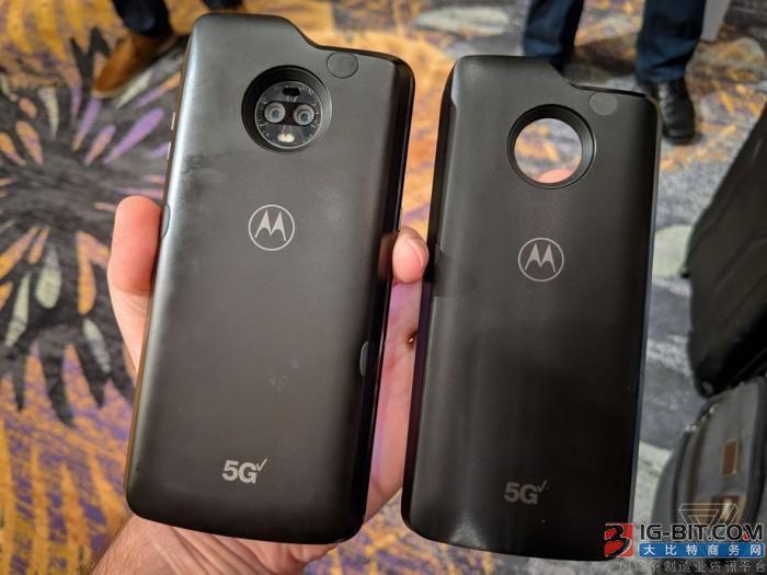 5G Moto Mod演示速度只有470Mbps?摩托罗拉官方回应