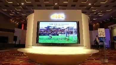 3Q18大尺寸电视成趋势 4K电视出货量创新高