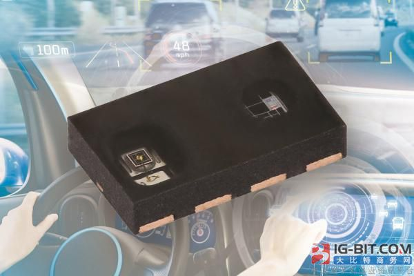 Vishay最新款汽车级接近和环境光传感器可提供四个不同从机地址选项