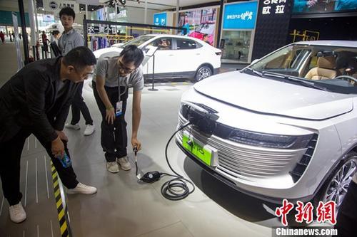 四部委:力争用3年大幅提升新能源汽车充电技术水平