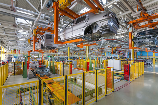 工信部首次明确代工合法:汽车投资热回归理性?