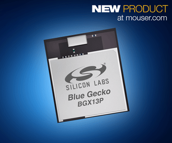 Silicon Labs Wireless Xpress蓝牙模块在贸泽开售  轻松升级直插式连接技术