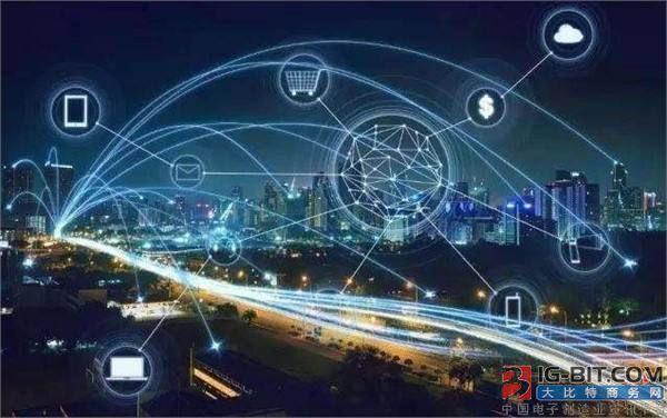 科技巨头纷纷角逐万物互联,抢占行业先机