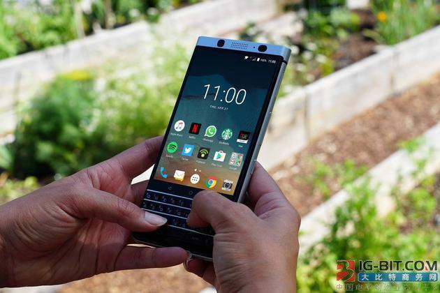 传黑莓品牌将被转手 TCL手机业务仅有阿尔卡特撑场