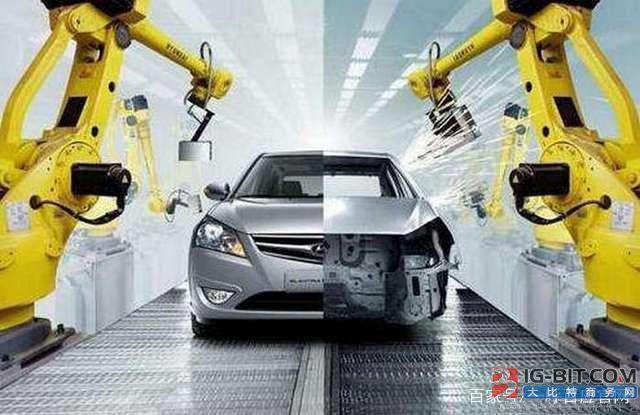 """工业4.0阶段,国产工业机器人啥时候也""""硬""""一回?"""