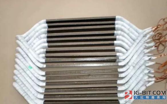 高压电机线圈的高阻和低阻带起什么作用?