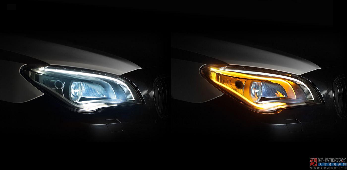 LED车头灯模块看旺 丽清Q4业绩挑战历史次高