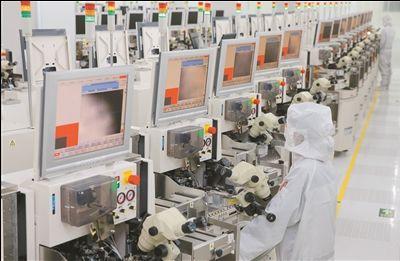 通富微电:具备CPU/GPU封测能力,已封测全球首个7nm CPU
