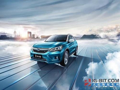 国产新能源汽车市场提速
