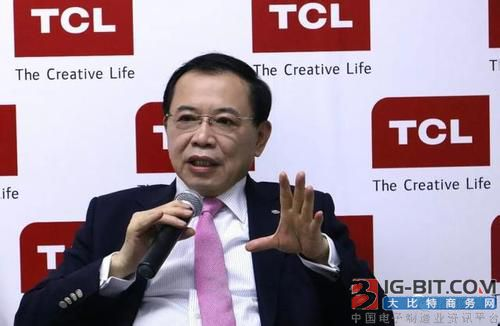 TCL集团重组引争议 李东生详解转型面板逻辑