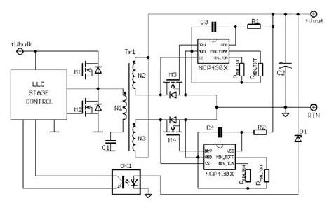 WPG友尚集团推出ON Semiconductor电流型LLC-150W电源解决方案