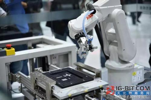 持续投资 优化布局――ABB机器人及运动控制业务稳步增长