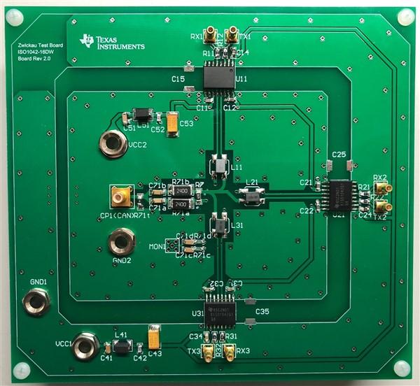 降低隔离式CAN系统的发射并提高抗扰度