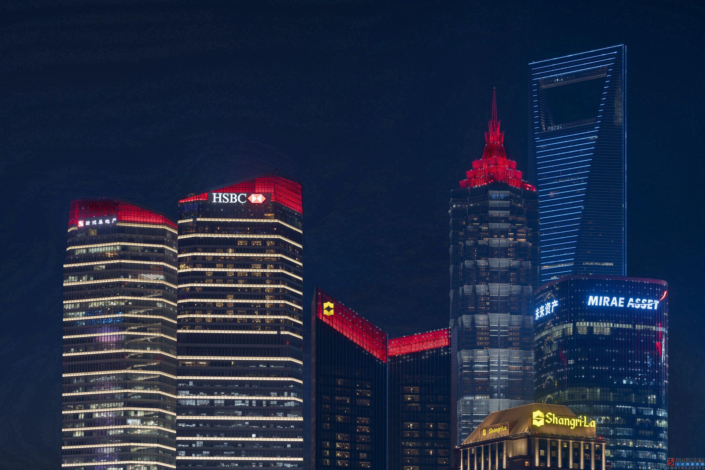 昕诺飞助力浦东滨江景观照明改造,促进上海夜游经济发展
