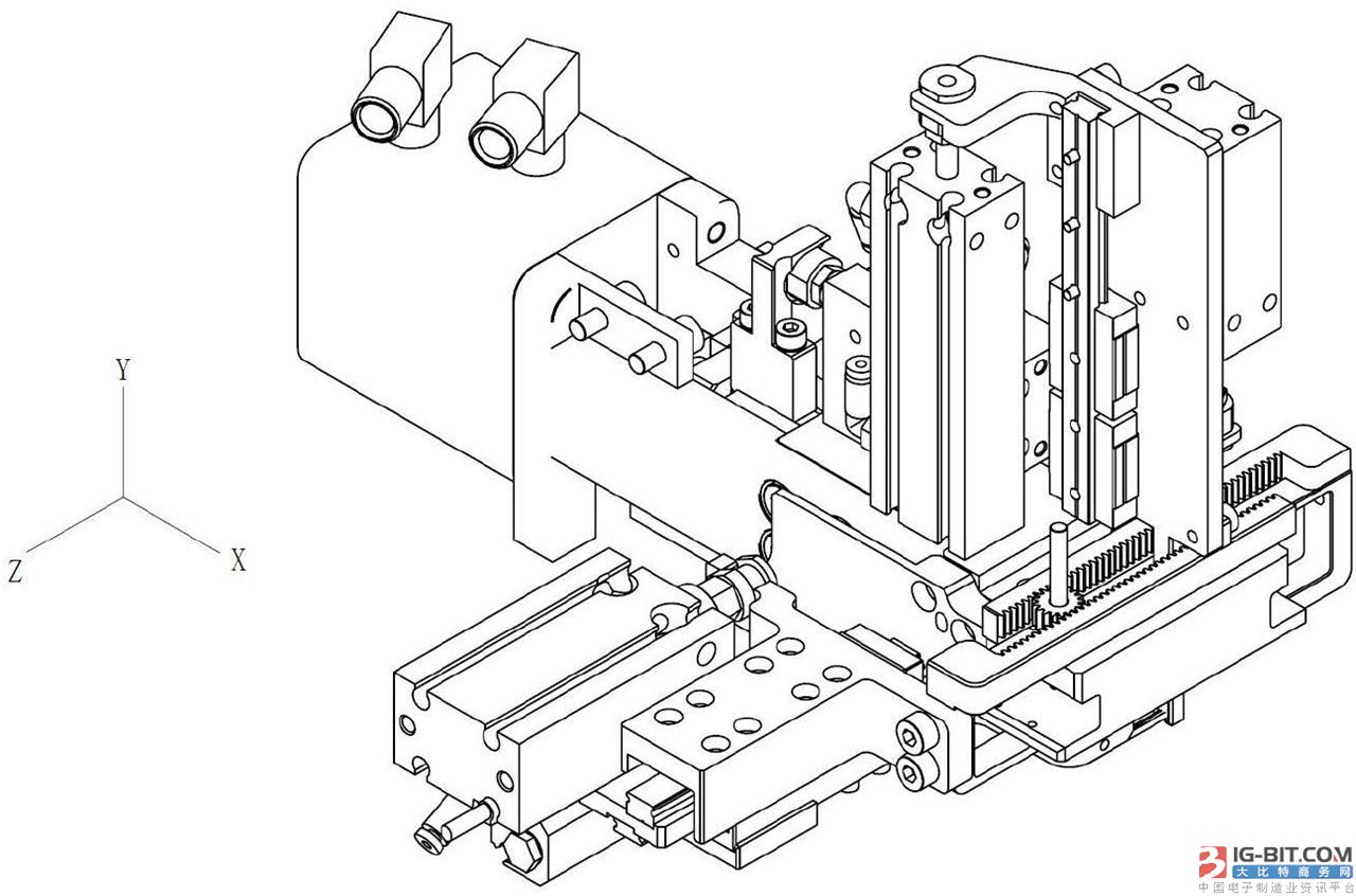 【仪表专利】一种电能表封印自动加封系统