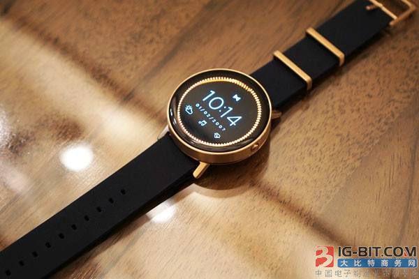 IDC发布可穿戴设备数据预告:智能手表向上,智能手环向下