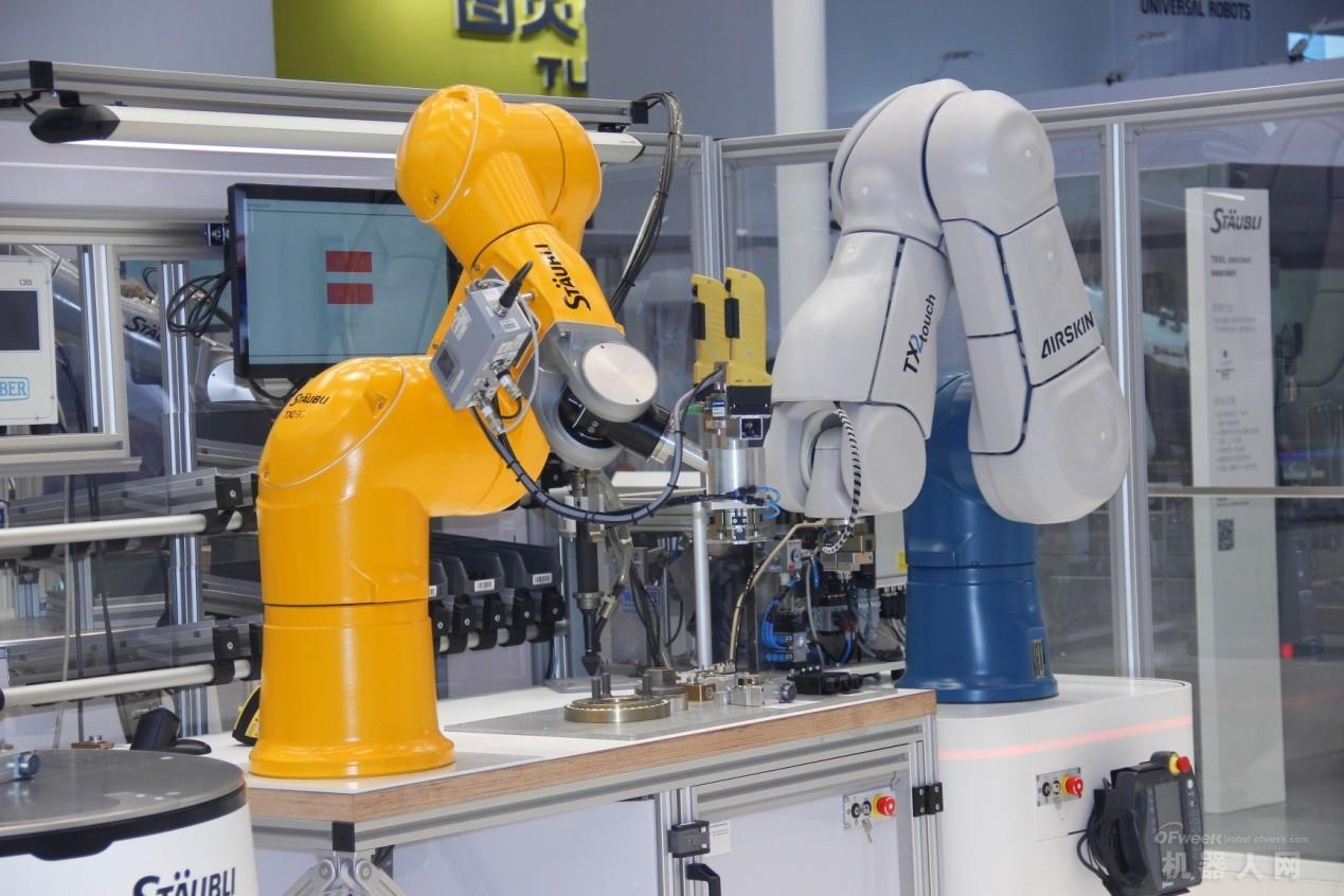 2018年机器人行业十大热词盘点