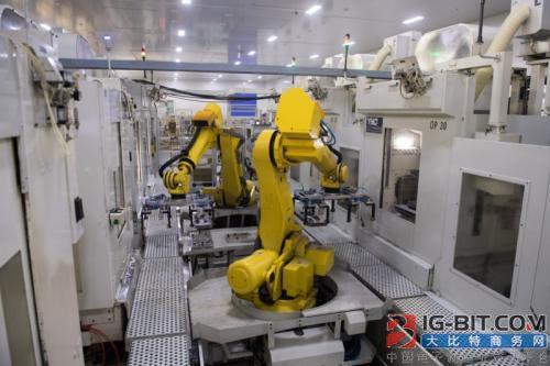 哈工智能:拟1.4亿元参设合资公司 强化工业机器人本体领域布局