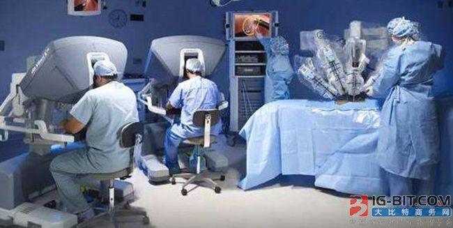 美敦力进军医疗 带来新AI技术革命