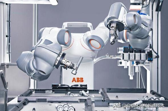 工业机器人精度与轴承设计的关系