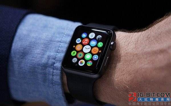 IDC:未来五年智能手表与智能手环呈两级发展