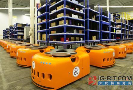 浅析国内外9大智能物流机器人