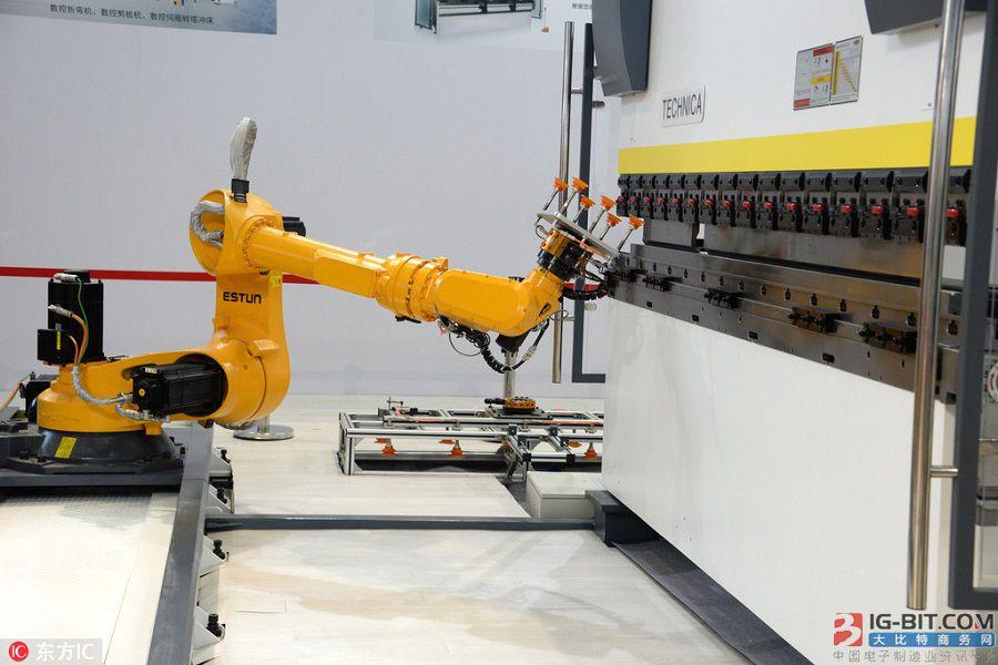 2019年我国机器人市场规模将超过167亿美元