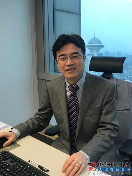 日置(上海)商貿有限公司中國區總經理潘東昀