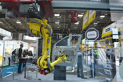均胜电子净利润增长 216%~266%背后,机器人扮演什么角色?