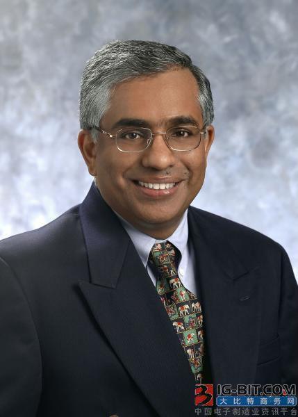 Microchip Technology Inc.总裁兼首席运营官Ganesh Moorthy