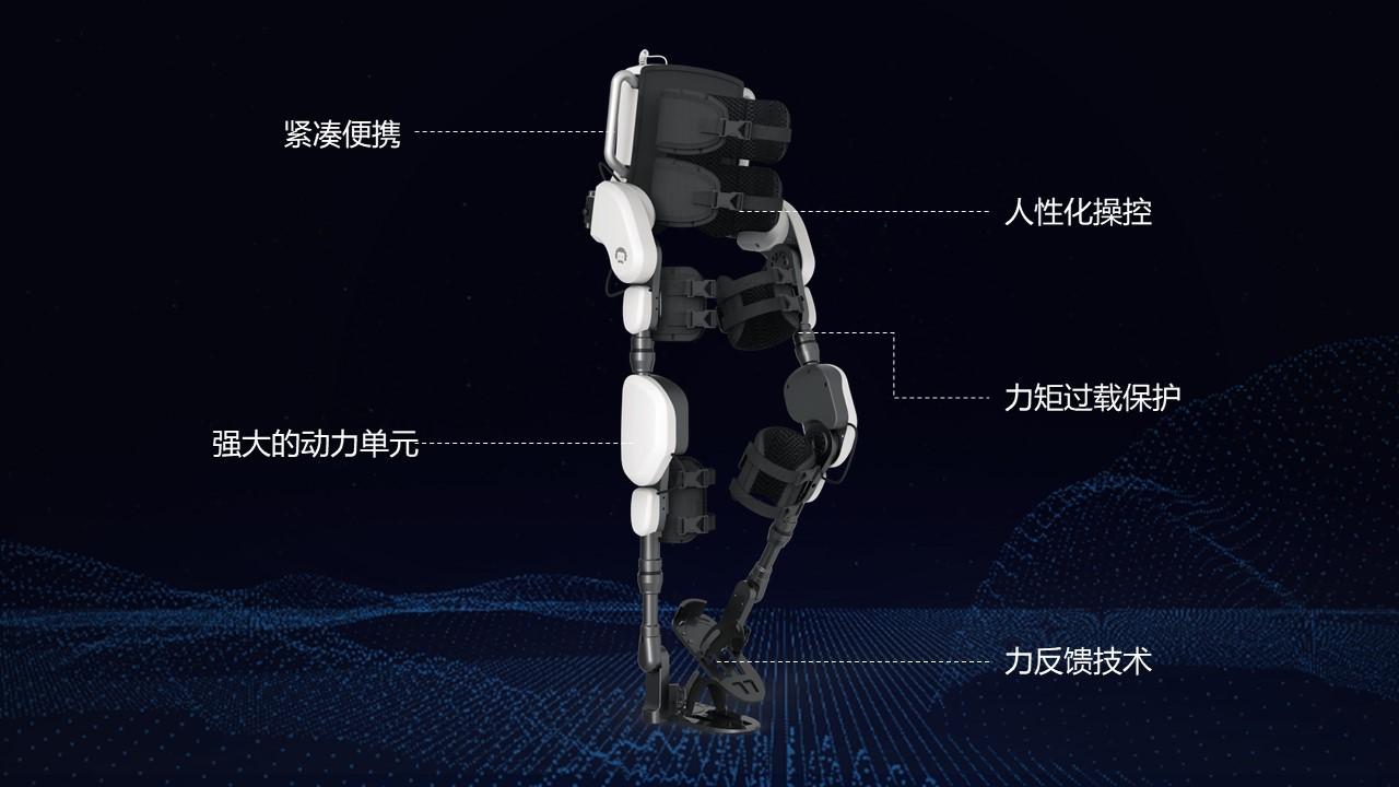 浦东企业入局外骨骼机器人全球产业链
