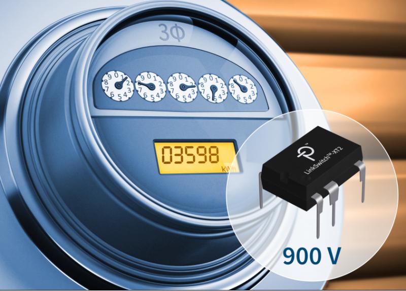 Power Integrations发布高效率反激式开关电源IC