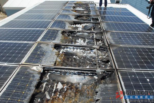 忽视太阳能连接器质量,后果很严重!