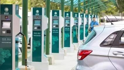 充电桩百亿市场即将爆发  磁件/电源企业持续加码争红利