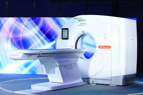 助力精准医疗 西门子新一代CT SOMATOM go.Top & All 震撼发布