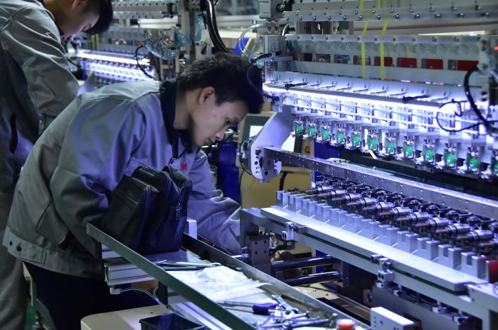 金华翼:以高性价比自动化技术  成就世界一流智造品牌