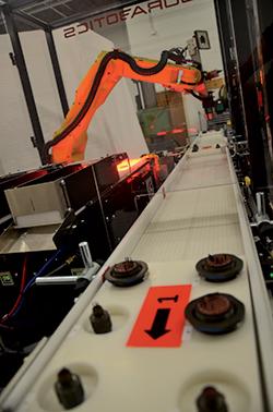 借助机器人视觉打造多品种连接器自动化组装线
