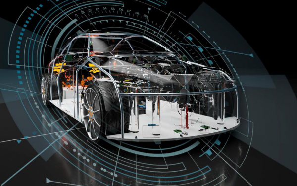 汽车连接器节省空间的策略和解决方案